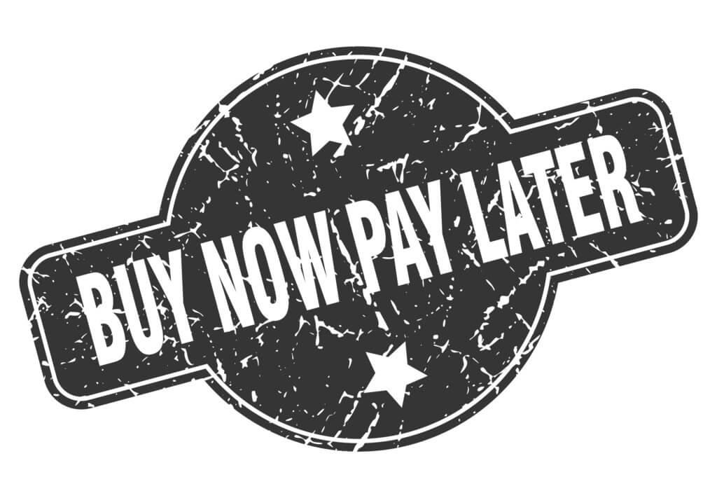Køb nu og betal senere med afbetaling
