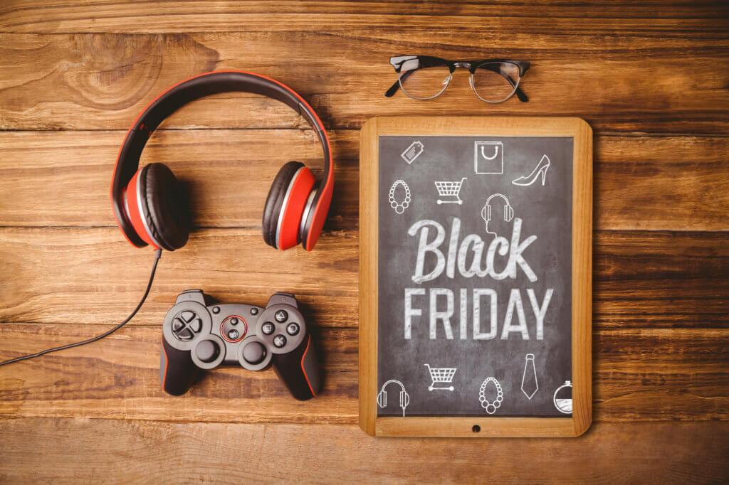 Konsol og Black Friday