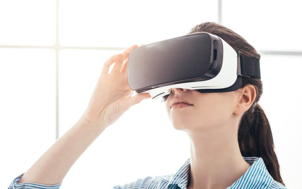 VR teknologi