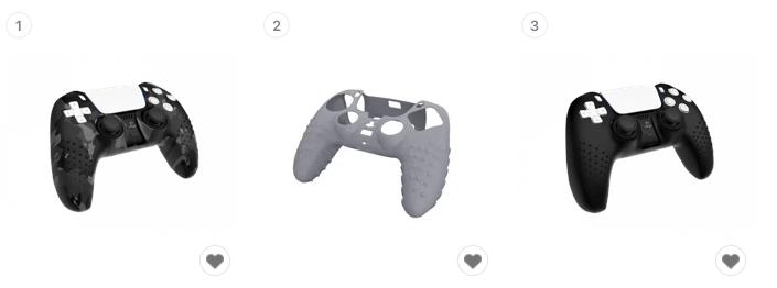 PS5 skins