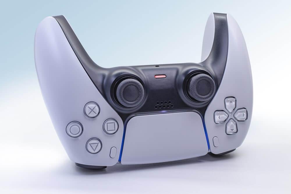 Forudbestil PS5 konsol og controller