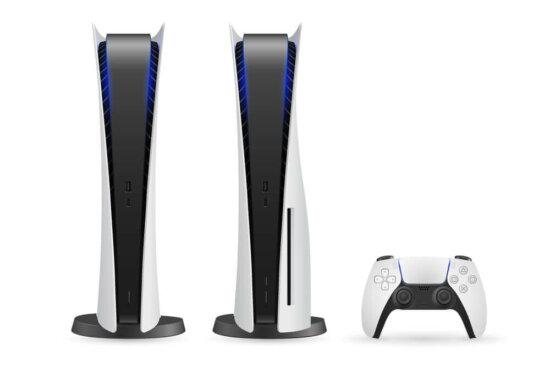 PS5 pris konsol